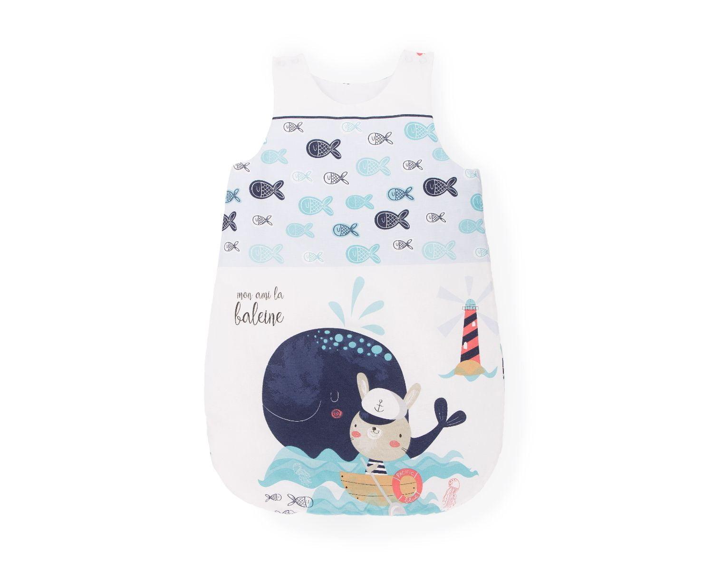 Kikka boo vreća za spavanje Happy Sailor 0-6 mj