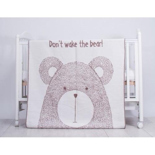 Kikka boo deka Bear 100 x 120 cm