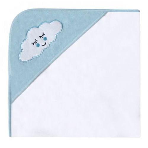 Kikka boo ručnik Cloud Blue 80x80cm