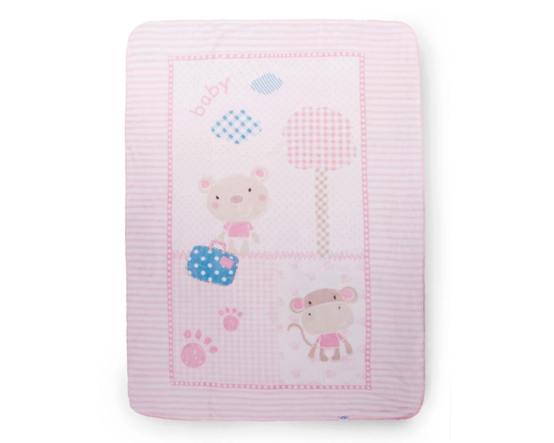 Kikka boo deka Fantasia Pink 110 x 140 cm