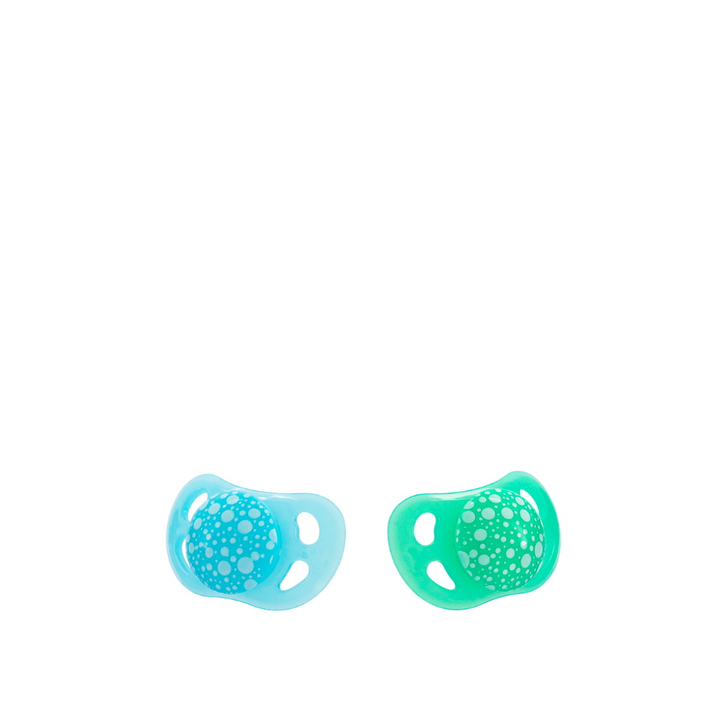 Twistshake duda 2kom 0-6 mjeseci Pastel Blue Green