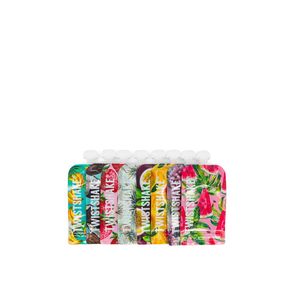 Twistshake Squeeze vrećice 100ml 8kom