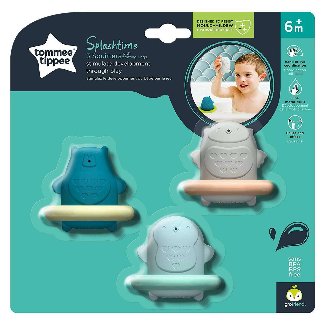 Tommee Tippee igračka za kupanje Splashtime 3