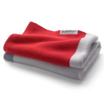 Bugaboo blanket red neon01