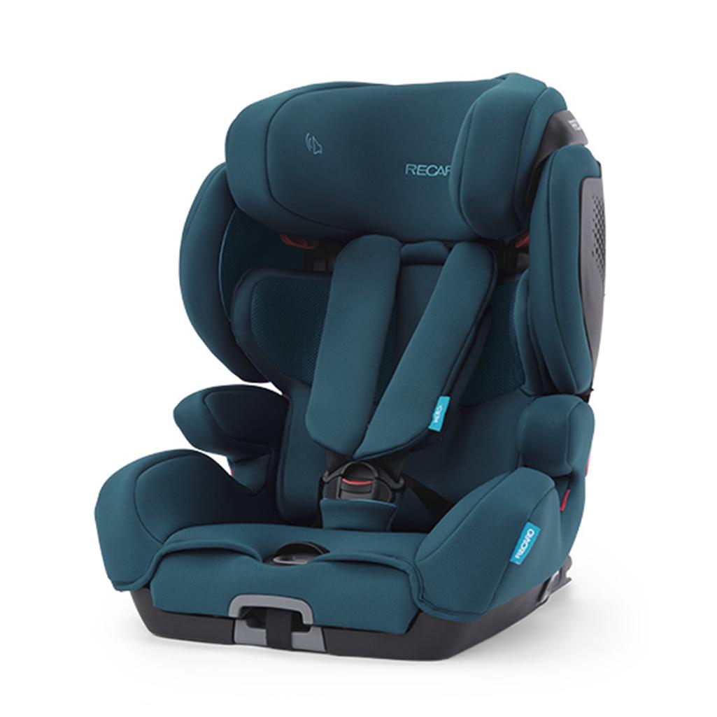 Recaro autosjedalica Tian Elite S Isofix Teal Green grupa 1/2/3 (9-36kg)