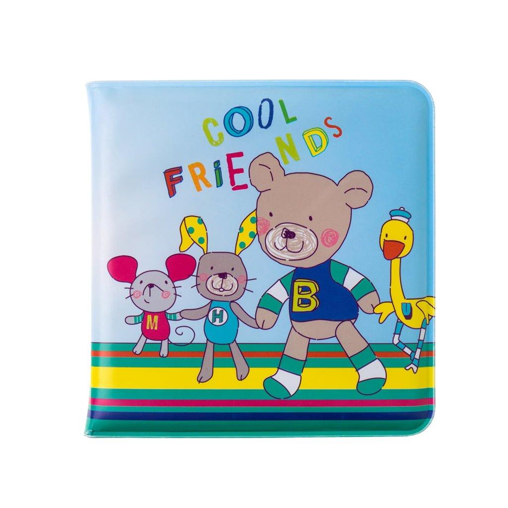 Rotho Babydesign knjiga za kupanje Cool Friends