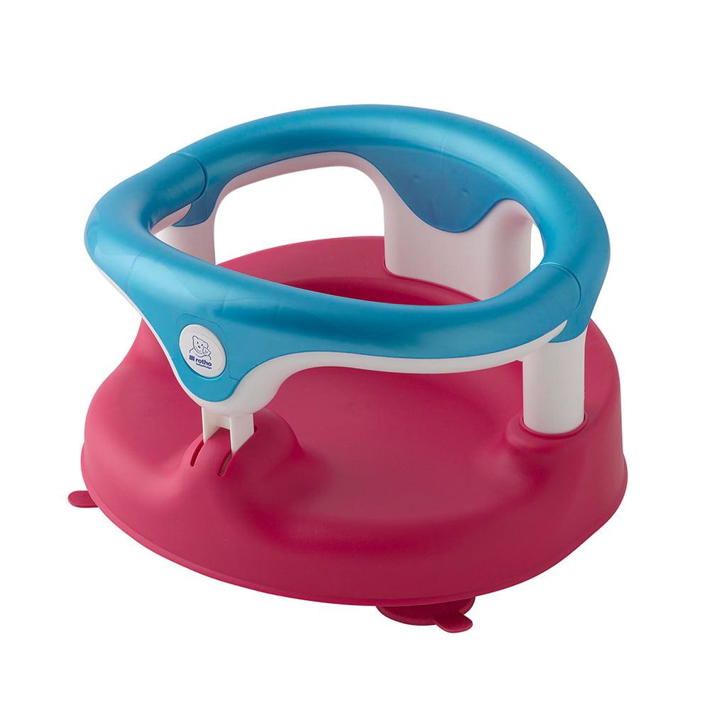 Rotho Babydesign sjedalica za kupanje Raspberry/Aquamarine