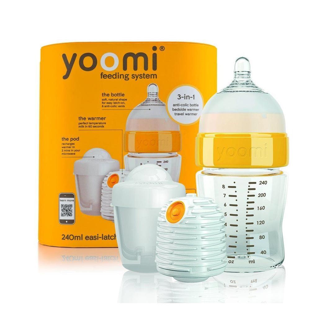 Yoomi bočica 140ml + grijač