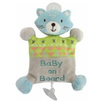 Kikkaboo baby on board