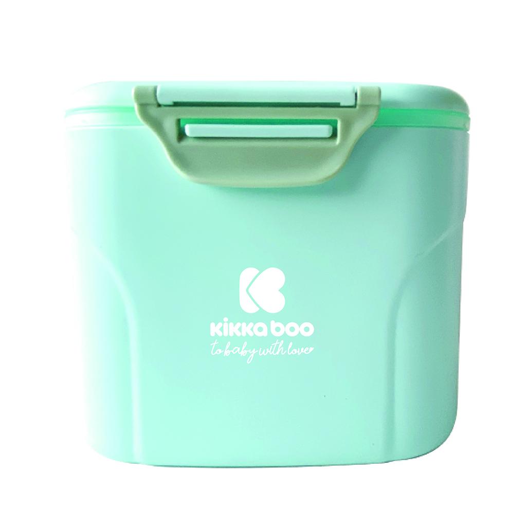 Kikka boo spremnik za adaptirano mlijeko sa mjernom žličicom blue