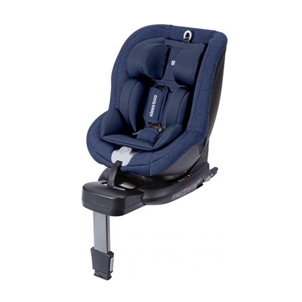 Kikka boo autosjedalica Odyssey Blue grupa 0+/1 (0-18kg) ISOFIX