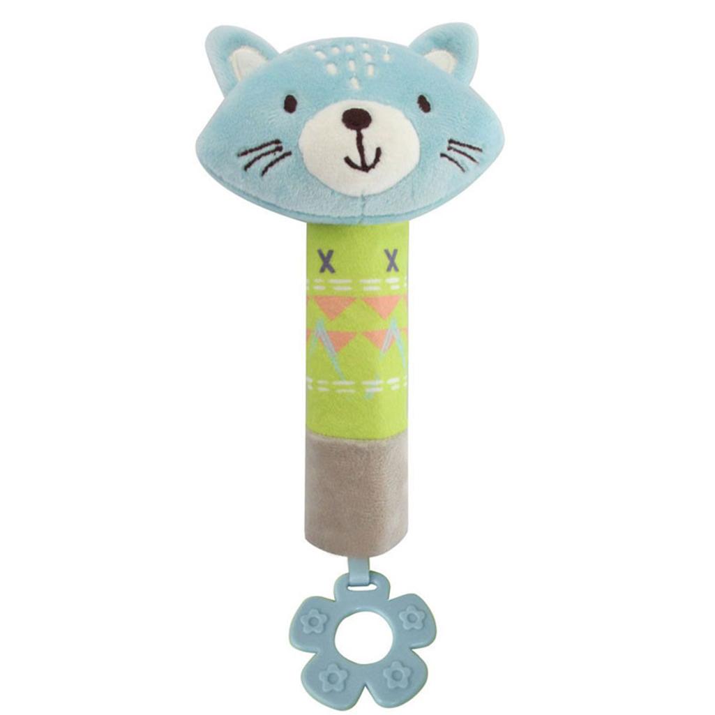 Kikka boo plišana igračka Kit the Cat
