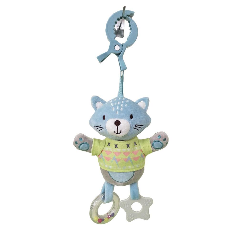 Kikka boo plišana igračka za kolica Kit the Cat