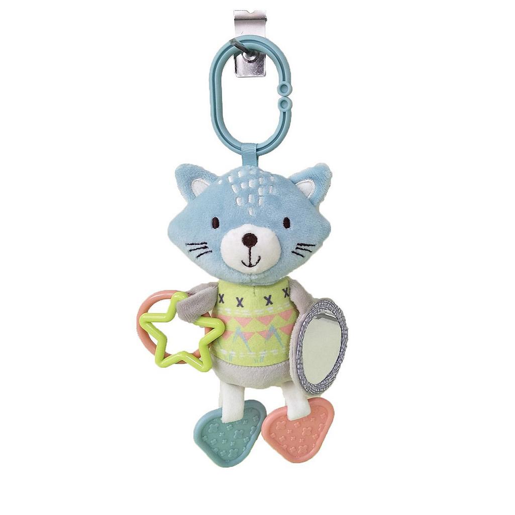 Kikka boo vibrirajuća igračka Kit the Cat