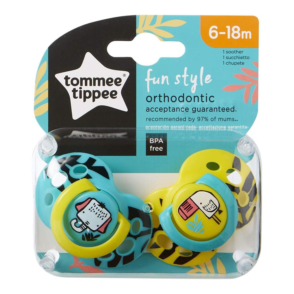 Tommee Tippee duda varalica 6-18mj. Fun Style