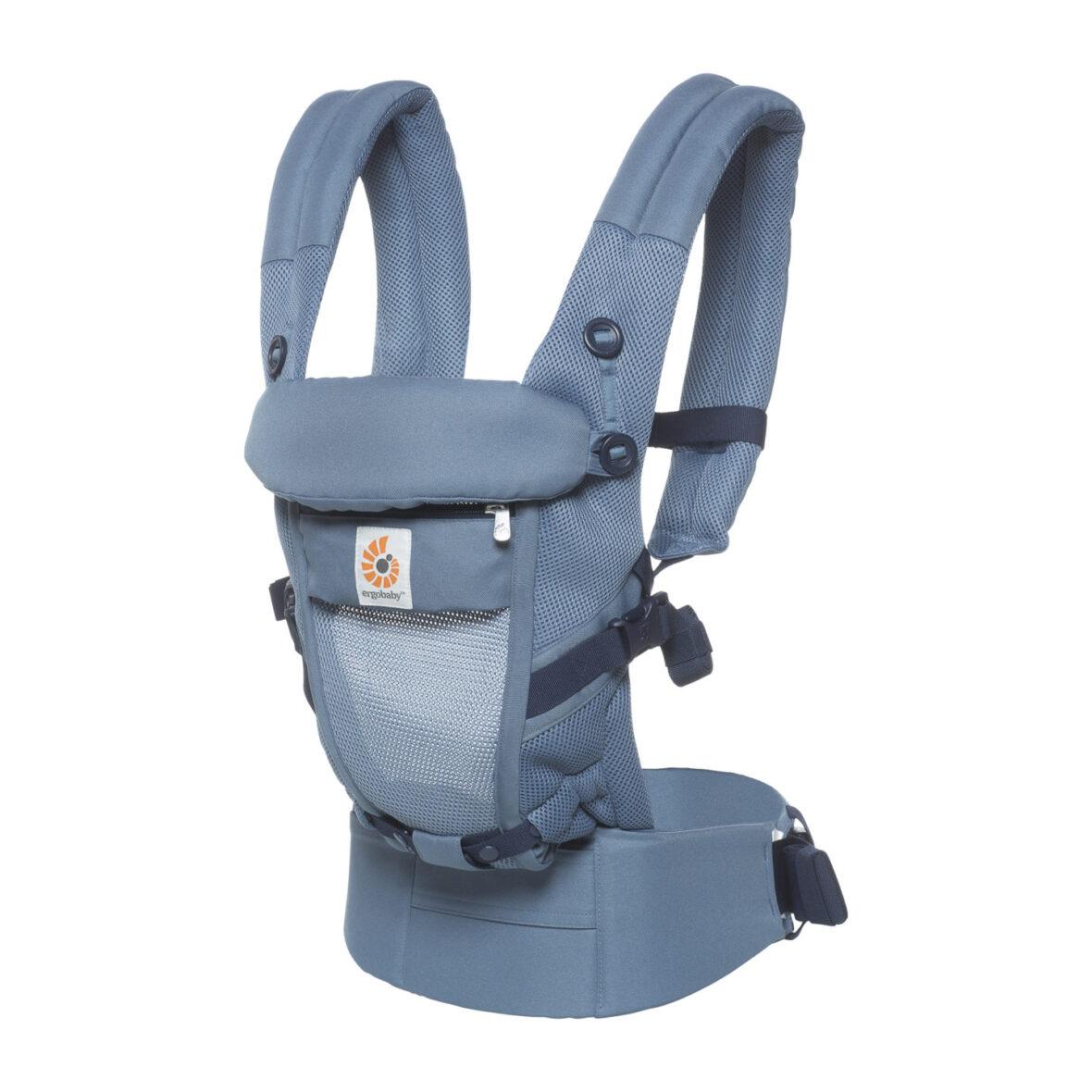 Ergobaby nosiljka Adapt Cool Air Oxford Blue