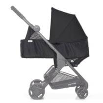 Ergobaby Metro Newborn Kit košara za bebu Black_01