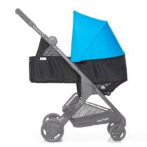 Ergobaby Metro Newborn Kit košara za bebu Blue_01