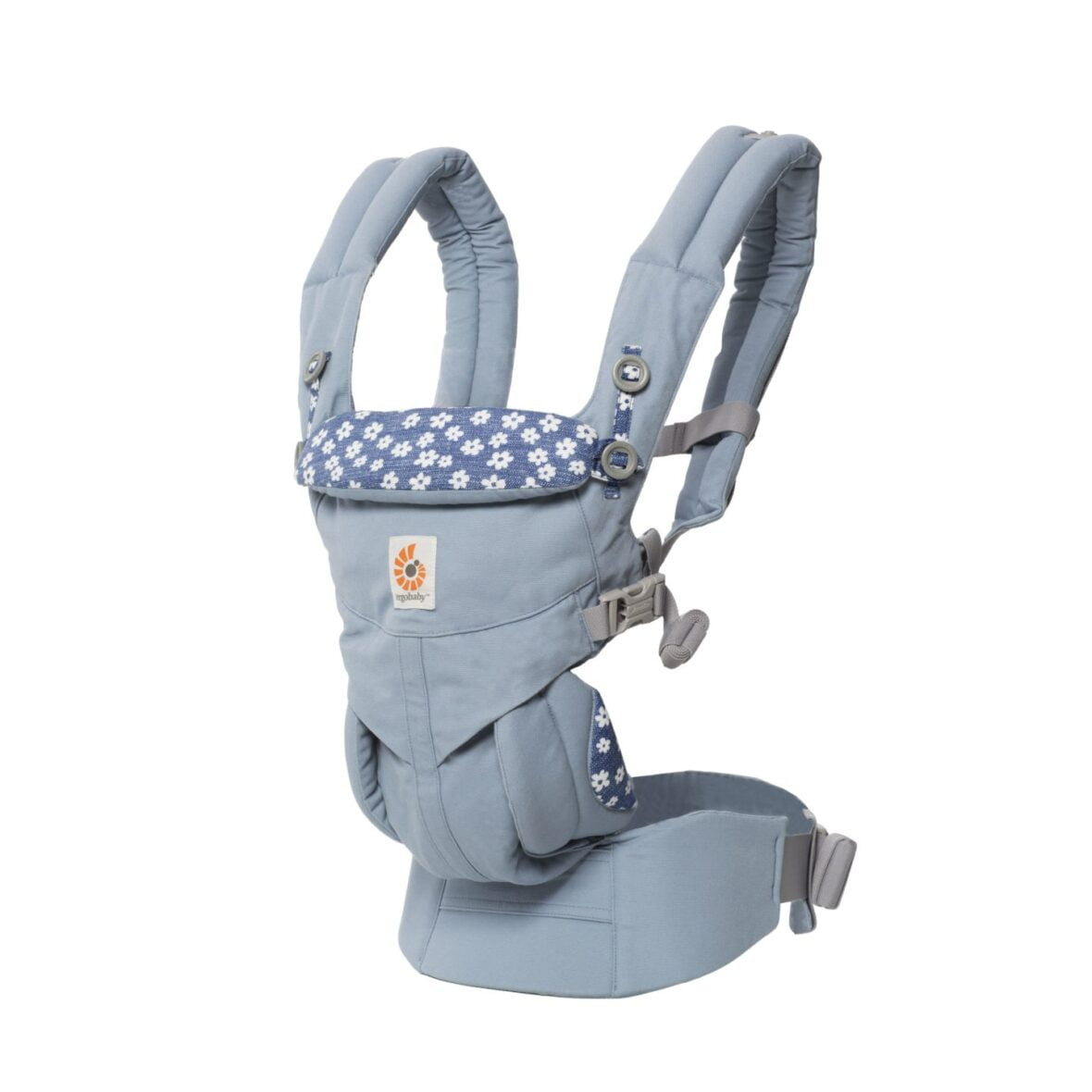 Ergobaby nosiljka Omni360 Blue Daisies
