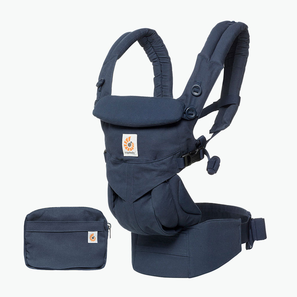 OMNI 360 Midnight Blue BCS360BLU Product with Pouch