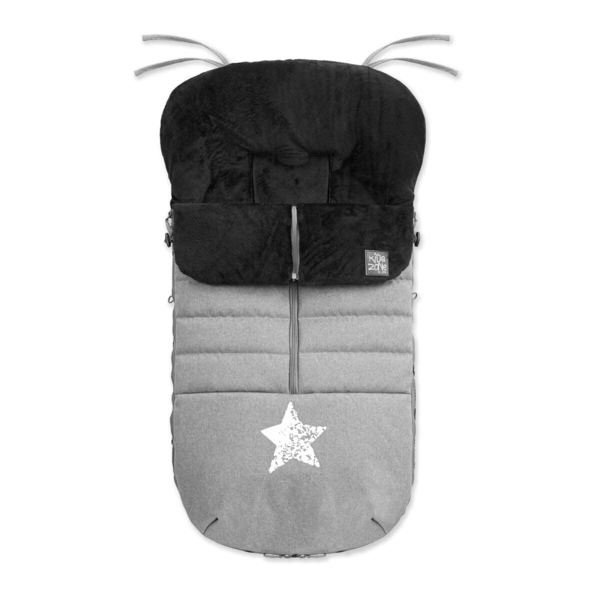 Jane zimska vreća za kolica Nest Shadow