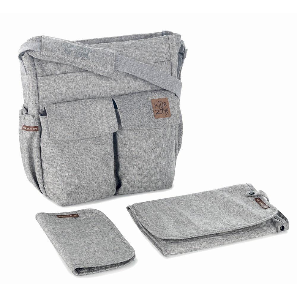 Jane Torba Mama Bag Dim Grey
