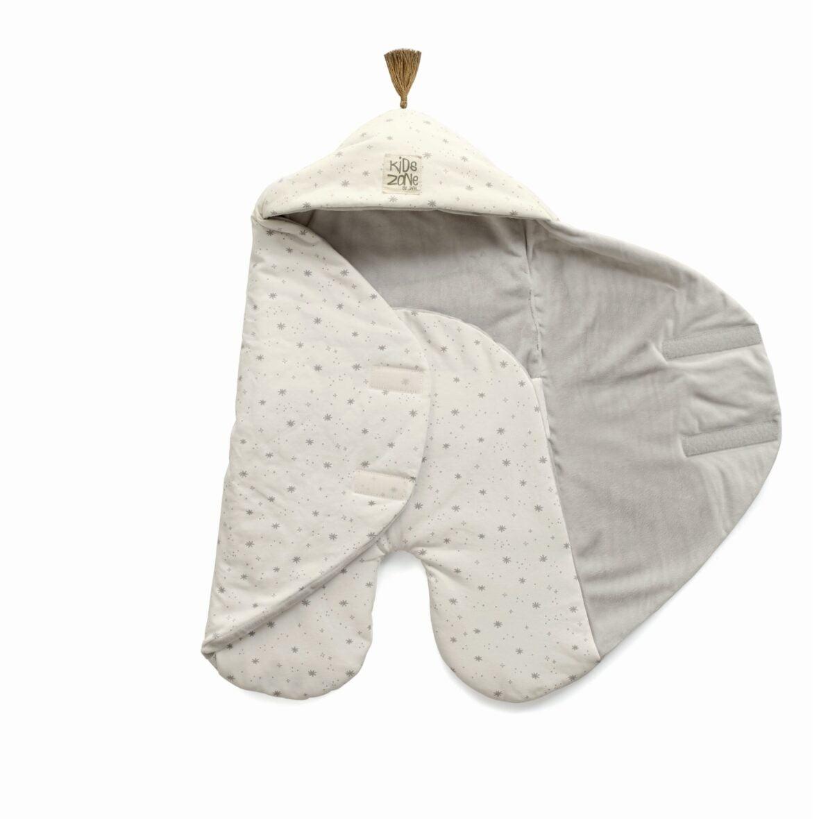 Jane zimska vreća za kolica Envelope Dim Grey_01