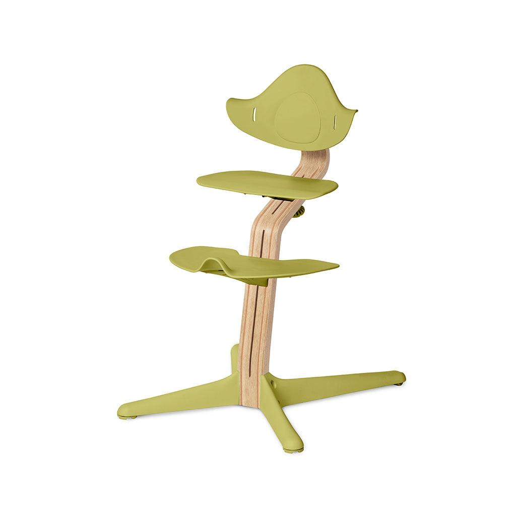 Nomi Dječja stolica, Zelena + Nomi Standardna baza Uljena bijela