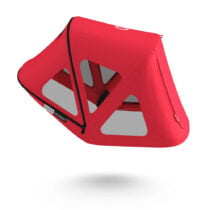 Bugaboo canoppy neon red01