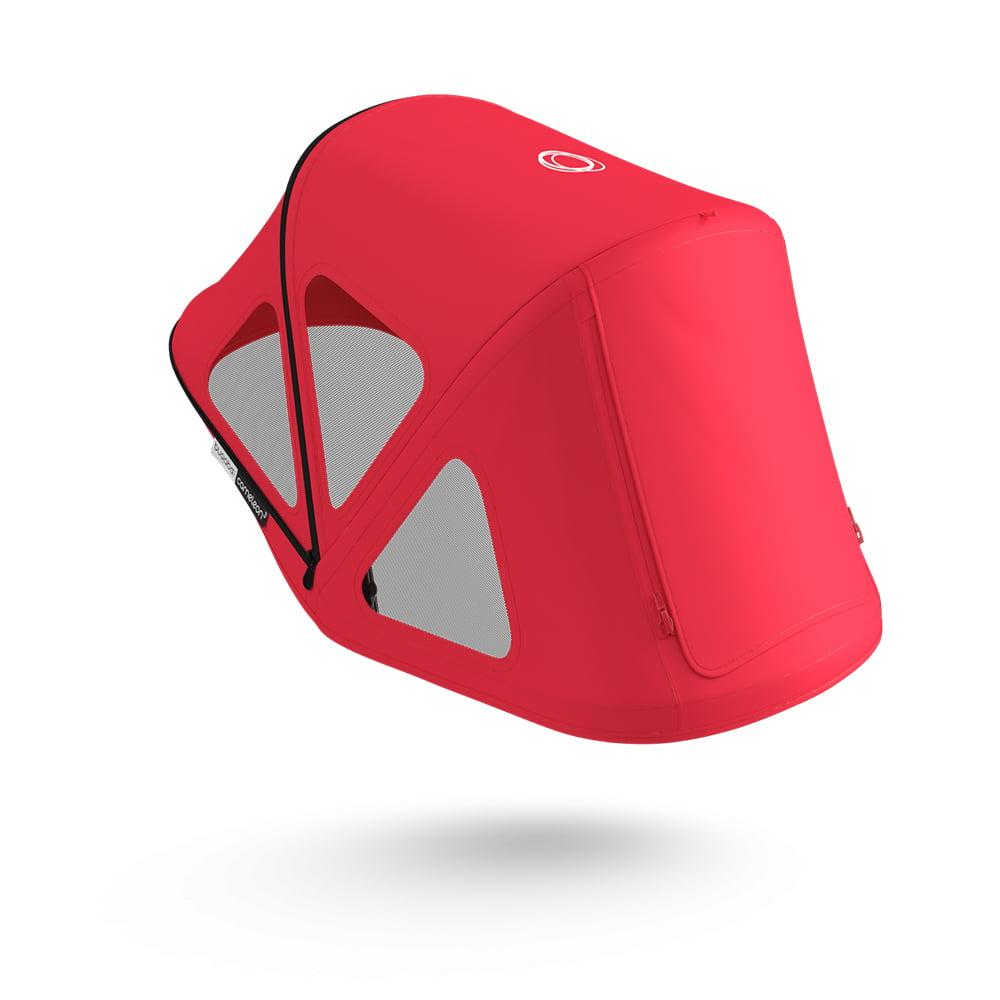 Bugaboo canoppy neon red02
