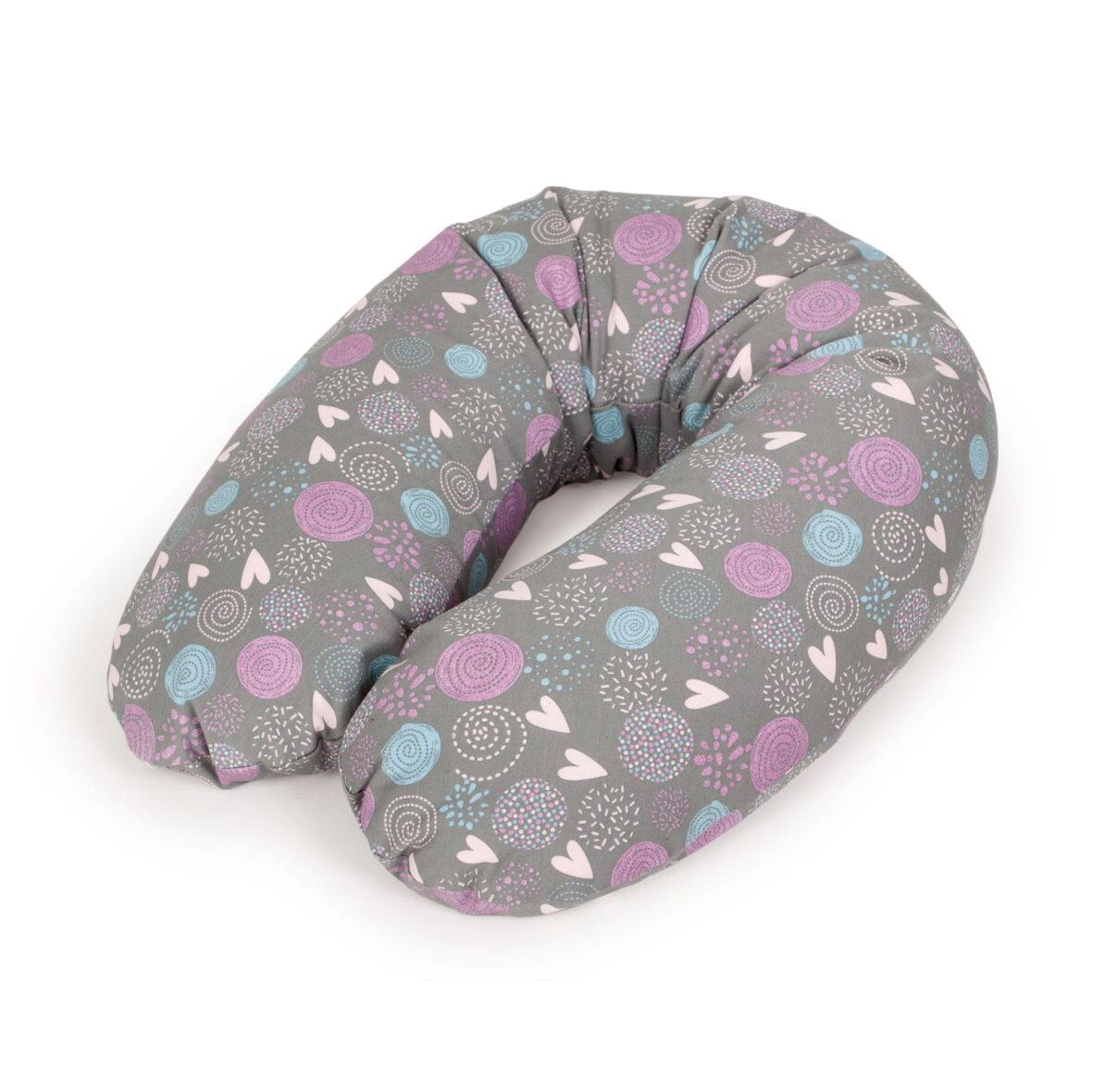 Jastuk za dojenje PHYSIO Multi Lolly Polly Love (190×35)