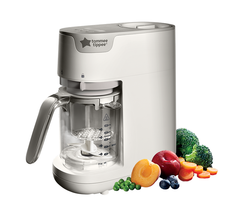 Tommee Tippee Quick Cook kuhalo + mikser