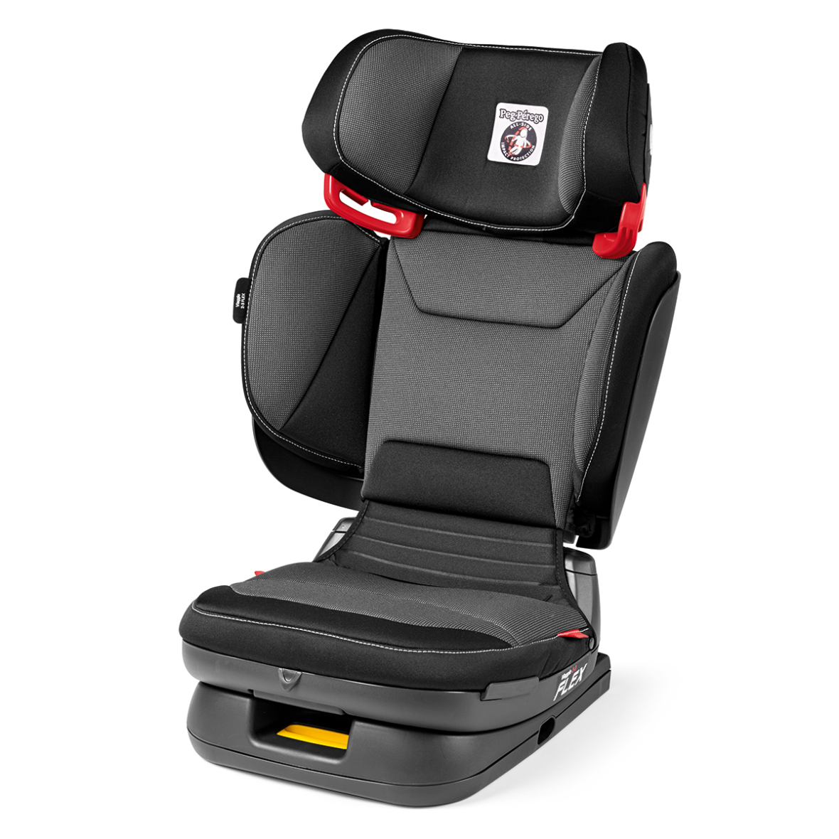 Peg Perego autosjedalica Viaggio 2/3 Flex (15-36kg) Isofix Cyrstal Black