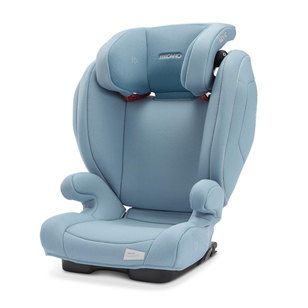 Recaro autosjedalica Monza Nova 2 Seatfix  Prime Frozen Blue grupa 2/3 (15-36kg)