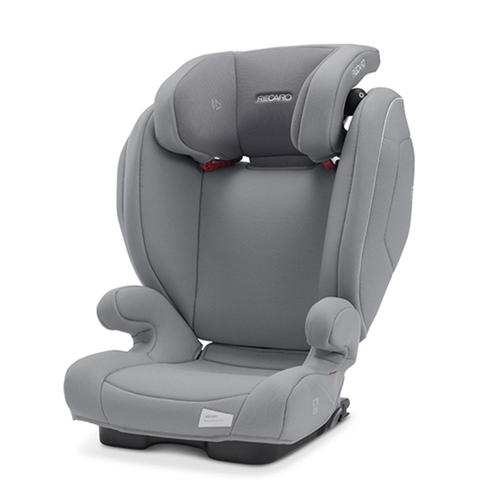 Recaro autosjedalica Monza Nova 2 Seatfix  Prime Silent Grey  grupa 2/3 (15-36kg)