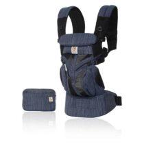 Ergobaby nosiljka Omni360 Cool Air Indigo Weave02